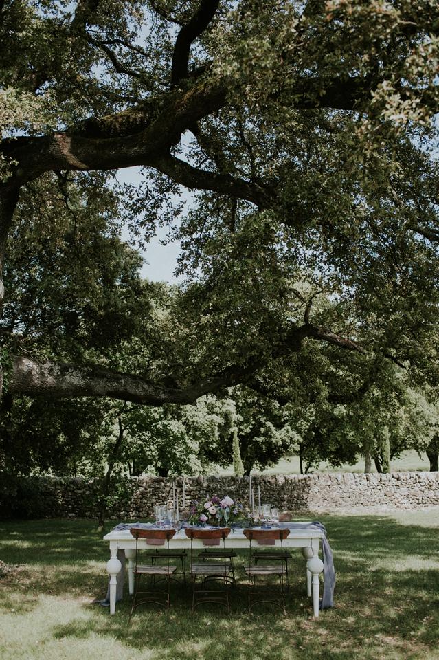 decoration table mariage blush et plum nude domaine de patras