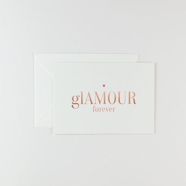 carte a offrir phrase glamour