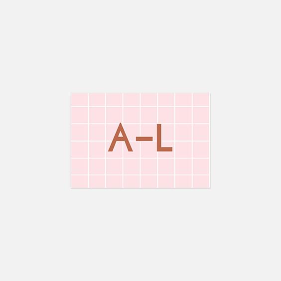 Visuel pour timbre  cuivre, papeterie Copper recto