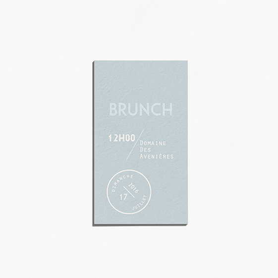 Brunch  cuivre, chic, papeterie Copper