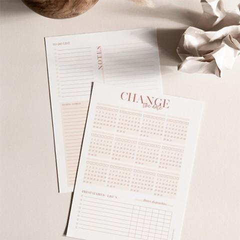 organizer réorgnaiser change the date mariage 2020 2021