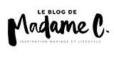 logo le blog de madame C